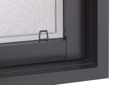 Econova Casement Hybrid corner close-up